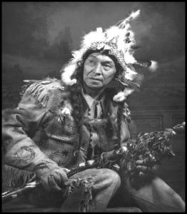 Yakweakwioose Chief Richard Malloway